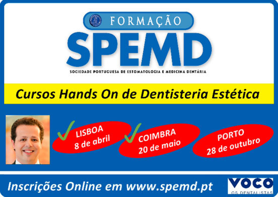 Cursos Hands-on Dentisteria Estética - Cristiano Alves